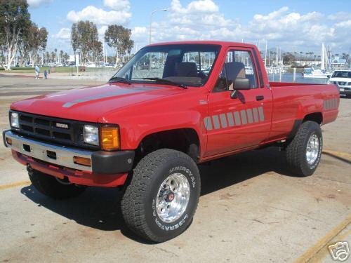 1985 Turbo Diesel 4×4