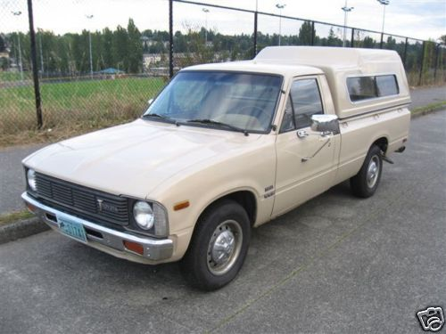 Dsl Toyota Trucks 1981 Toyota Diesel Pickup For Sale