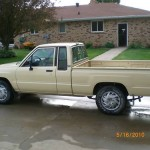1985 Toyota Diesel Pickup