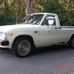 82 Toyota Diesel Pickup 2wd