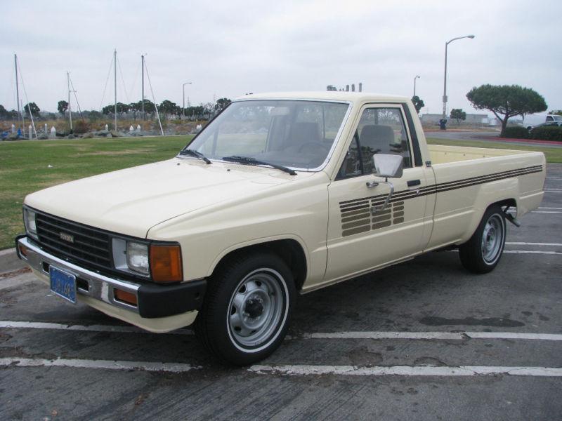 1985 Toyota Sr5 Pick Up Bing Images